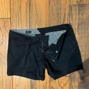 Gently worn back shorts